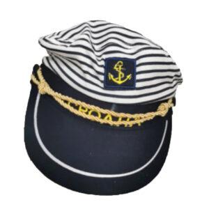 Béret casquette marin capitaine Béret en coton Béret femme Béret homme Béret marin Casquette béret