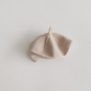 Béret en tricot marrn Béret en laine Béret enfant Béret filles Béret garçons