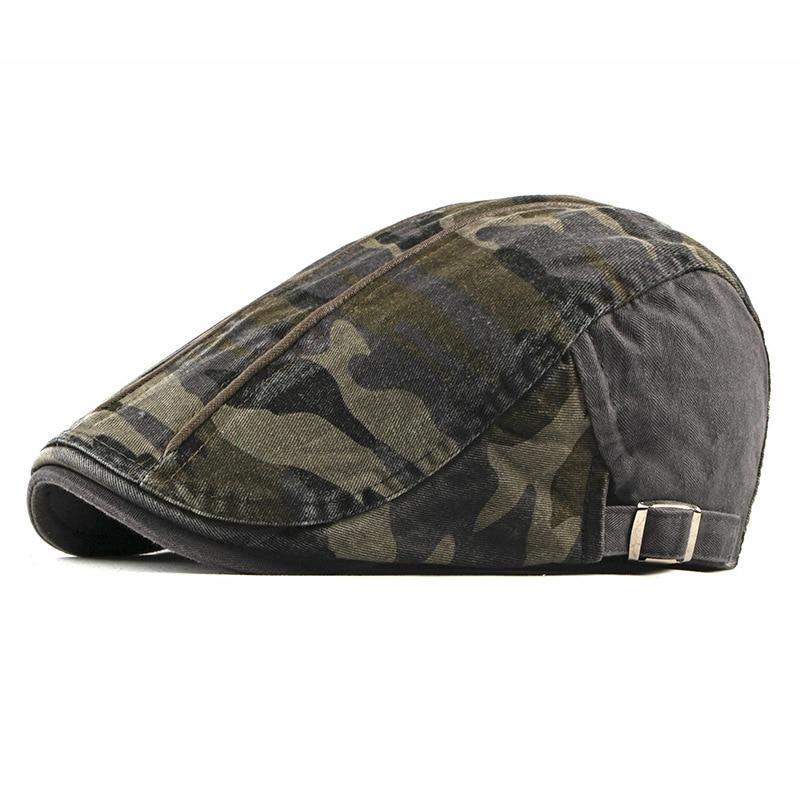 Béret plat camouflage Uncategorized